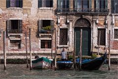 Buon giorno Venezia..