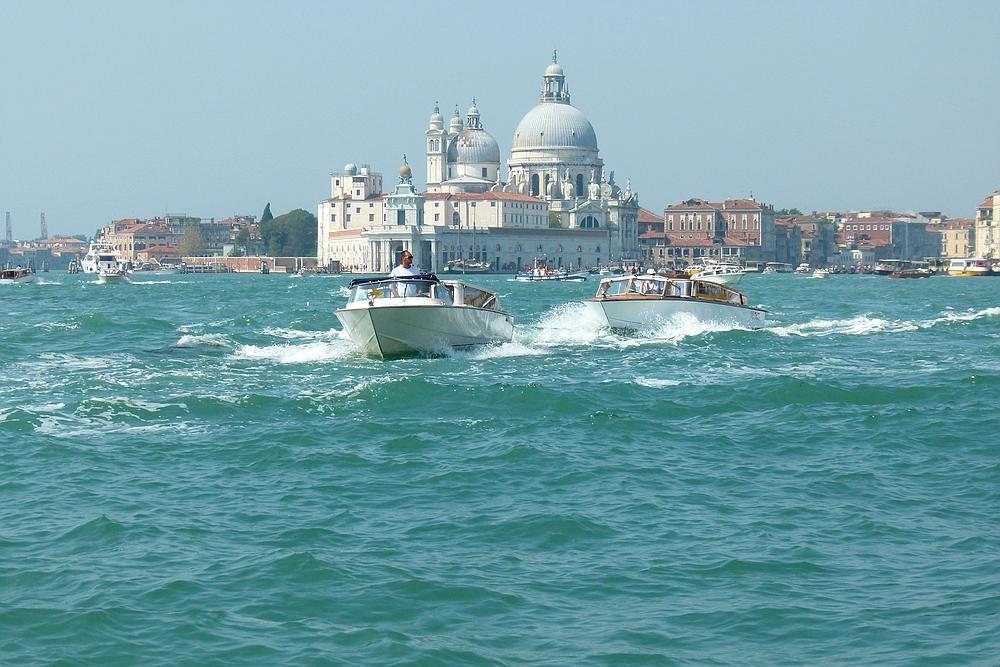 ...buon giorno Venice...