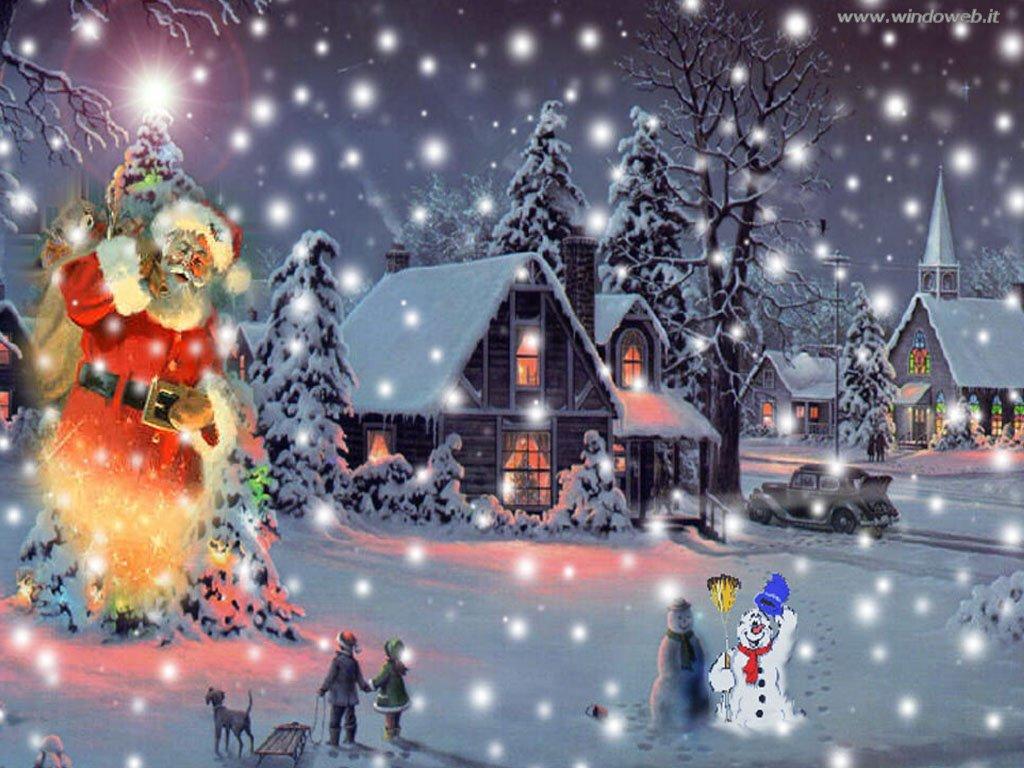Buon Natale Foto Immagini Le Stagioni Dellanno Temi Foto Su