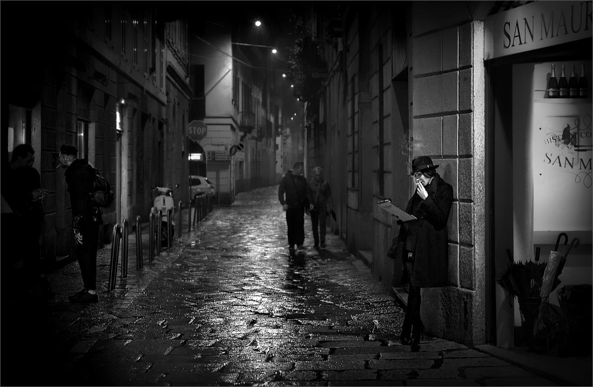 Buonanotte mia Milano
