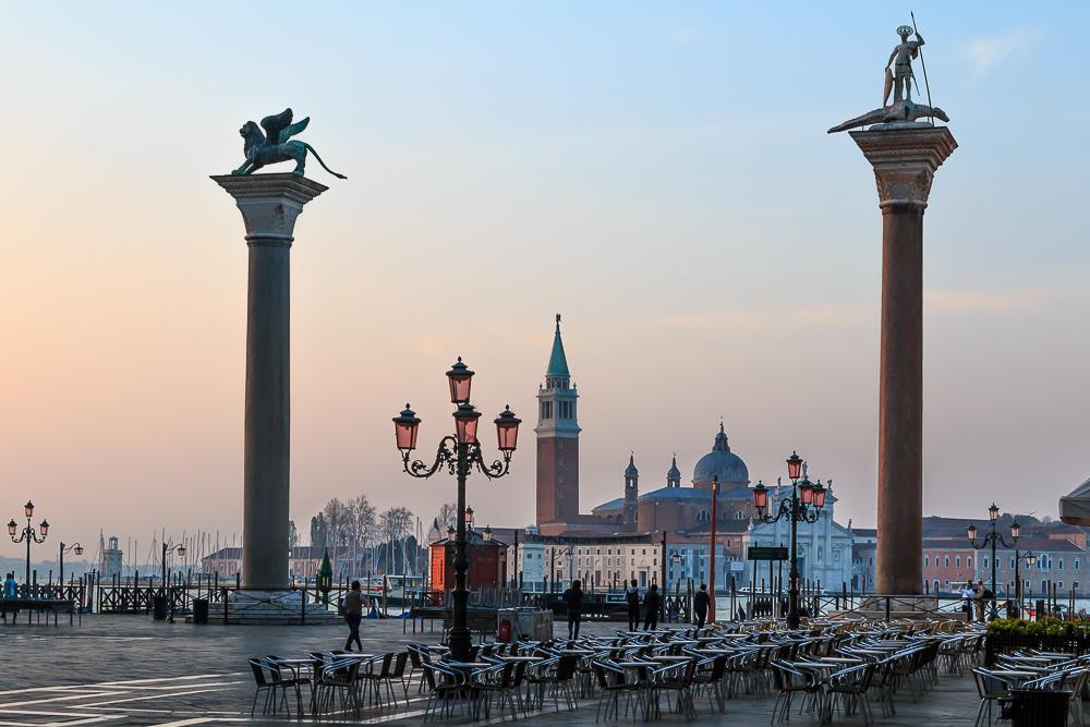 buongiorno - Venedig erwacht