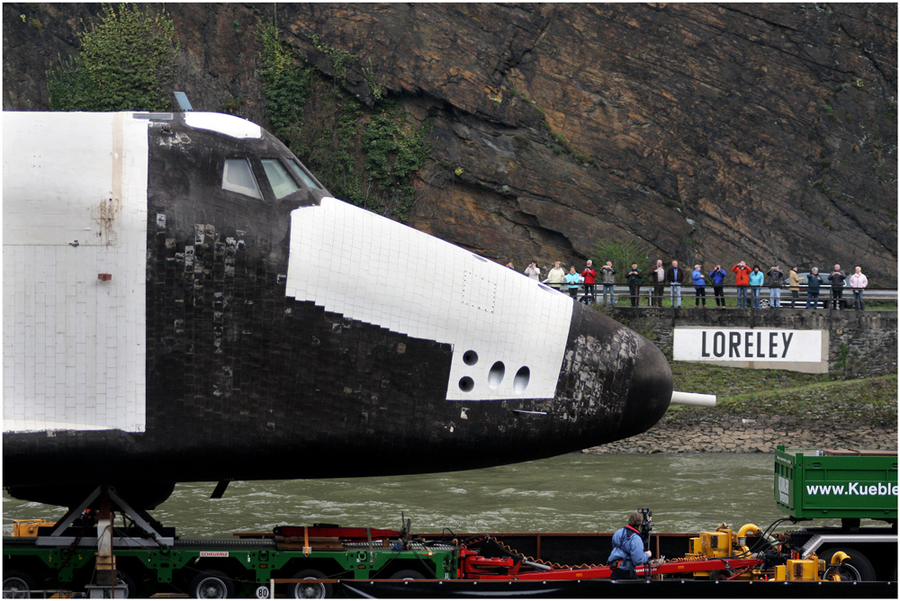 BURAN meets LORELEY