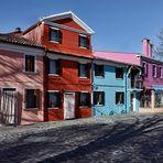 Burano - die bunteste Insel Italiens