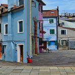 Burano - die Farben einer Insel