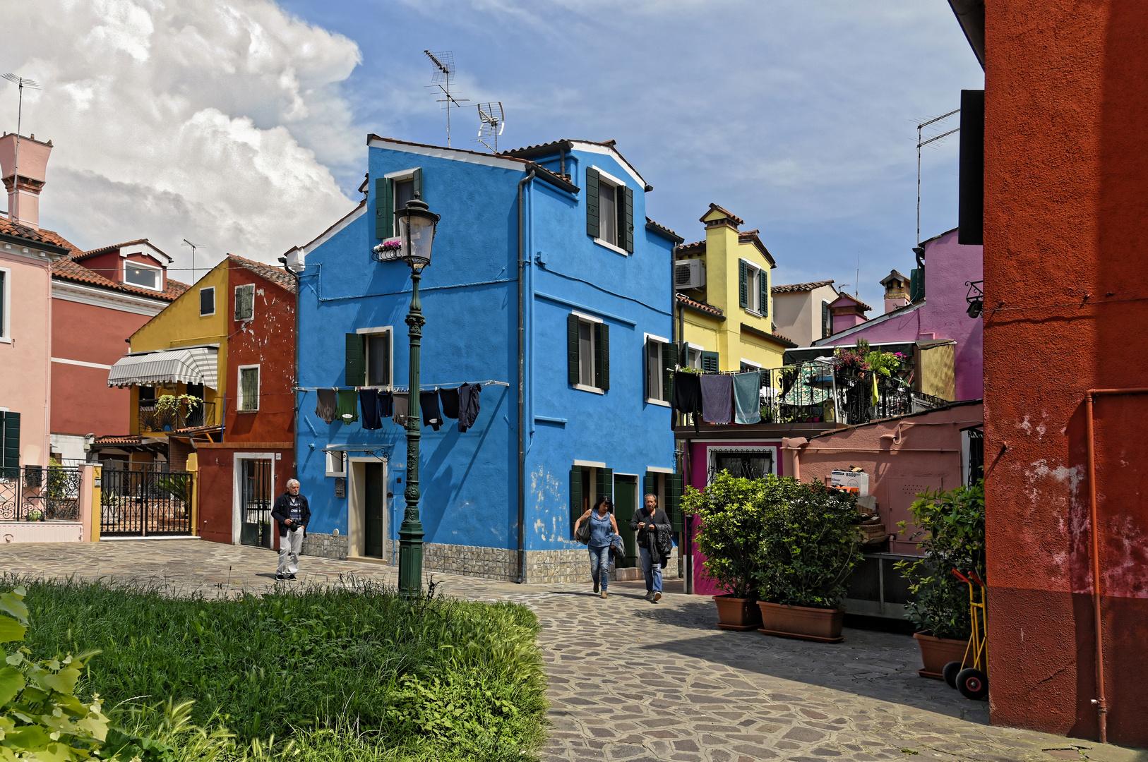 Burano -  Farbe ist wie Musik