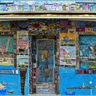Burano - Fassadenkunst -