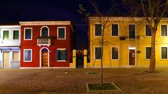 BURANO STREETS - by night