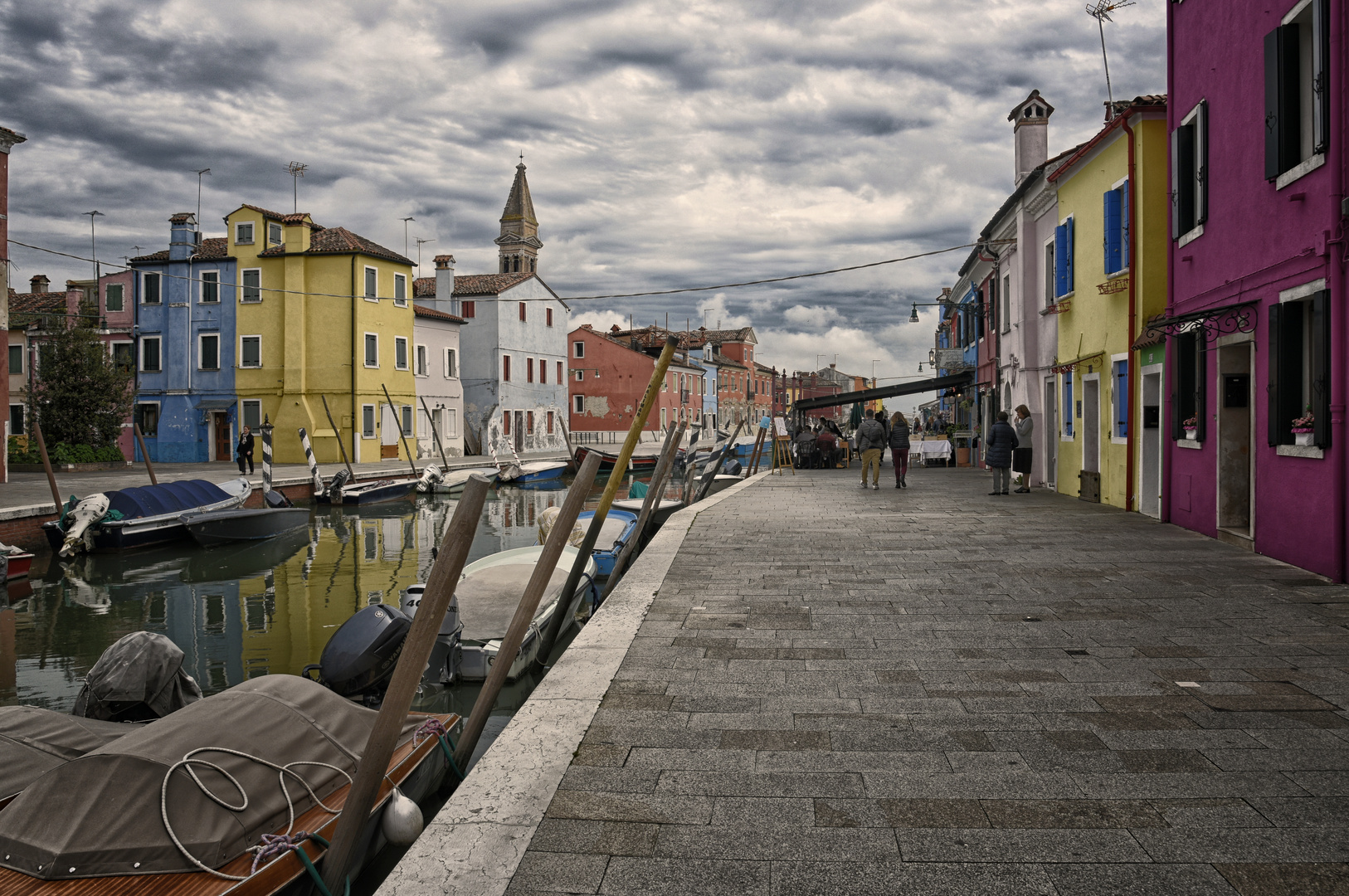 Burano - Venezia -