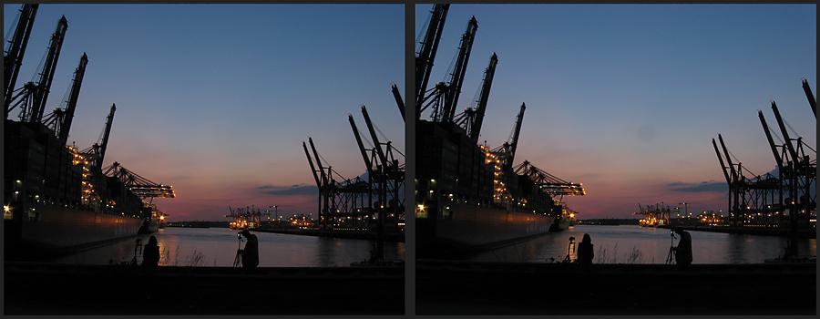 Burchardkai Hafen Hamburg