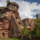 Burg Altdahn Grafendahn Tanstein