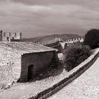Burg auf Mallorca