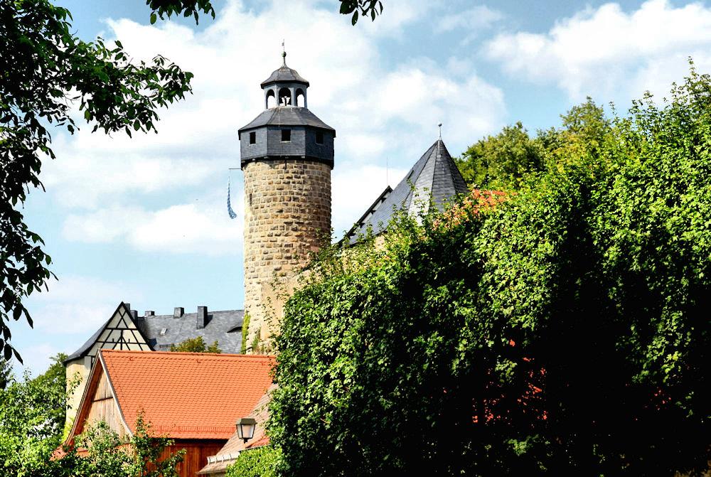 Burg bei Sanspareil
