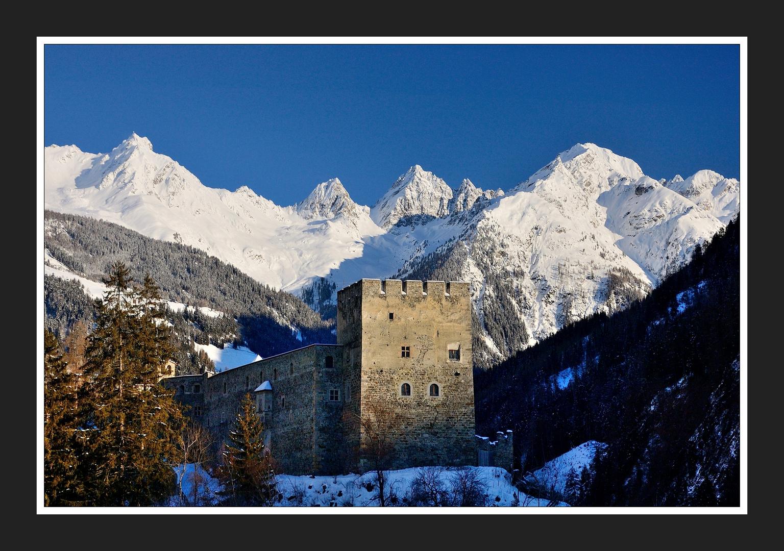 Burg Bernegg/Kauns