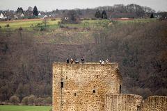 Burg Blankenberg im Siegtal