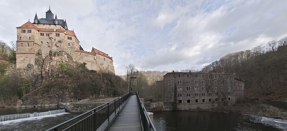 Burg & Bude
