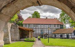 Burg Coppenbrügge II  -  Nds.