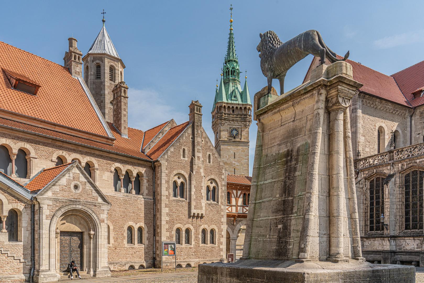 Burg Dankwarderode IV - Braunschweig