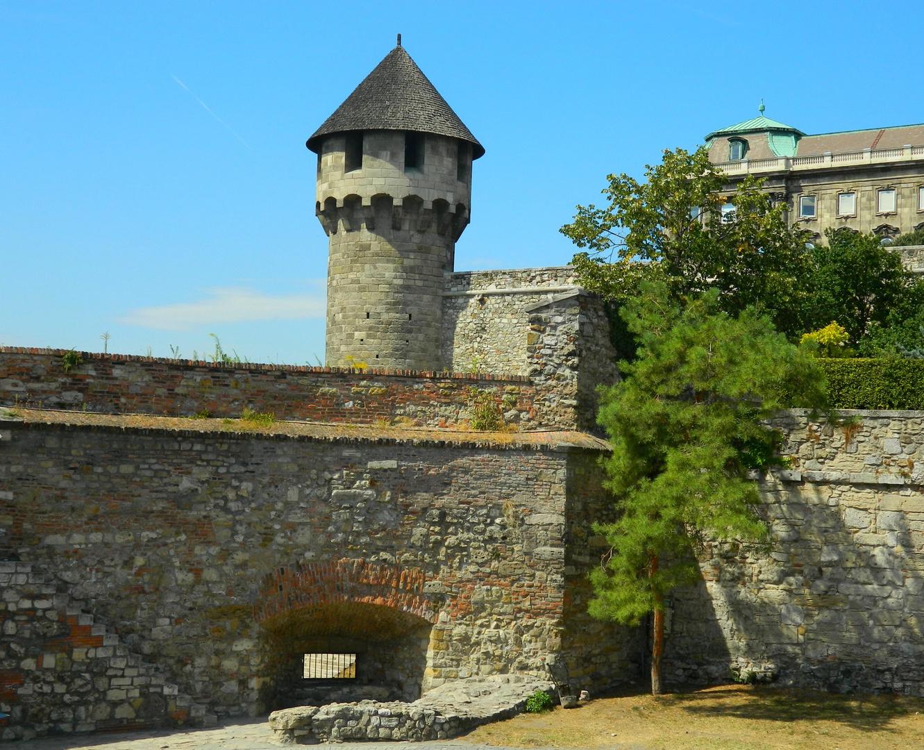 Burg, Detail