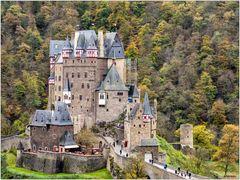 Burg Eltz - Ein letzter Blick