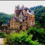 BURG ELTZ / Pfalz