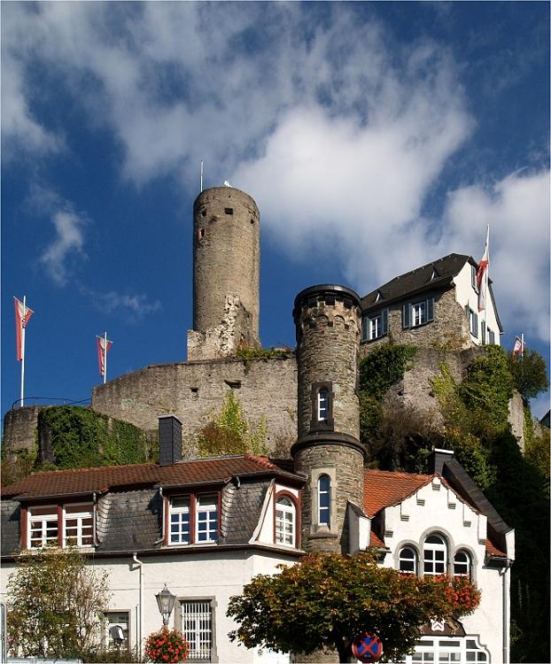 Burg Eppstein im Taunus