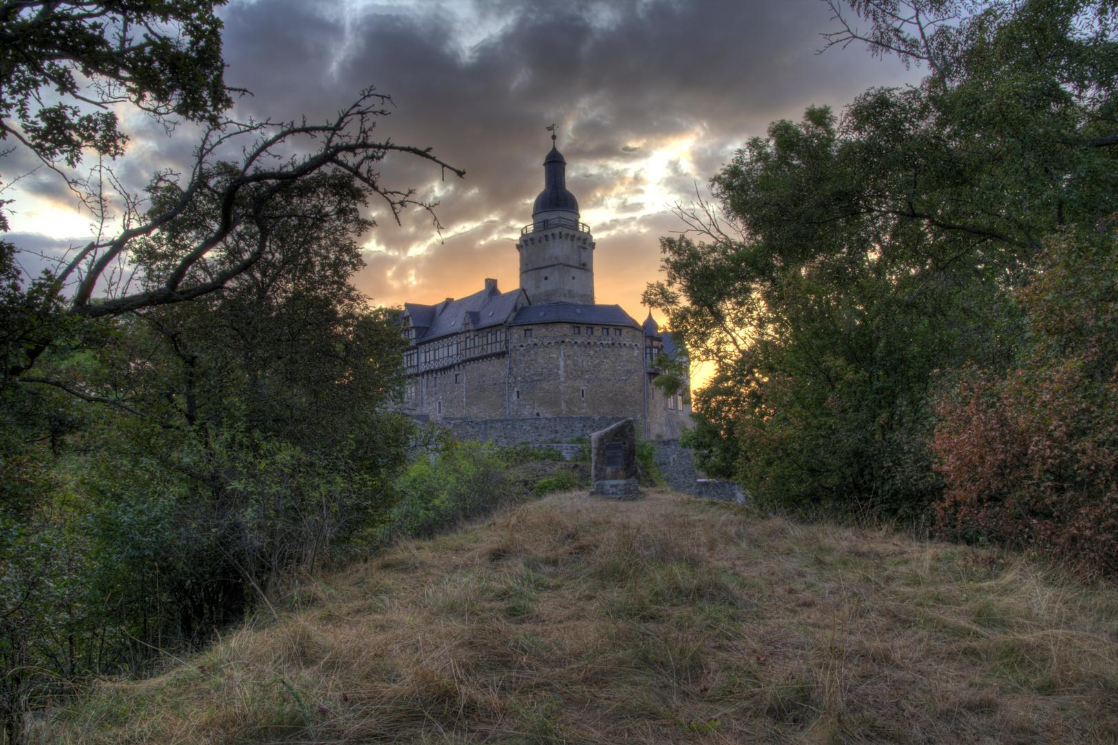 Burg Falkenstein , Harz