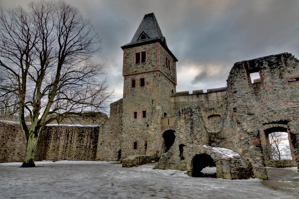 Burg Frankenstein Gruseldinner