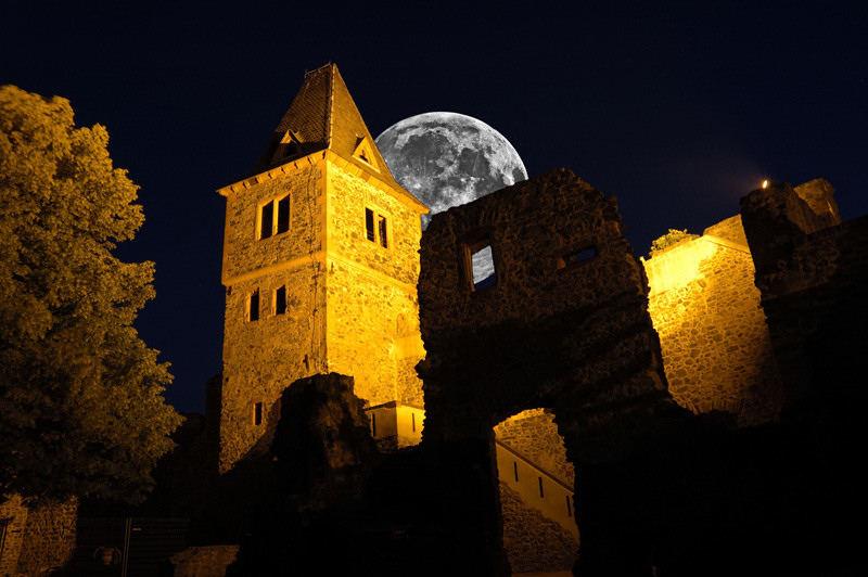 Burg Frankenstein - CS2-Edition ;-)