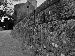 Burg geschlossen