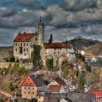 Burg Gößweinstein Impressionen (3) HDR