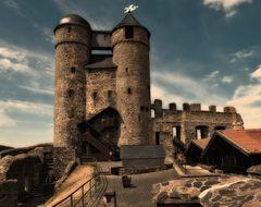 Burg Greifenstein ...