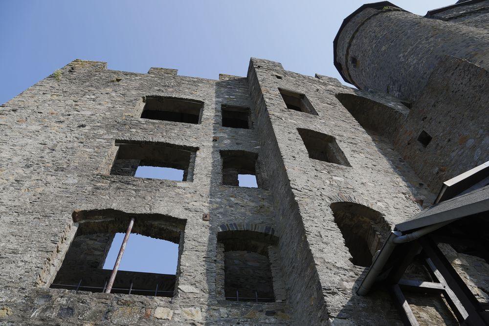 Burg Greifenstein (III)