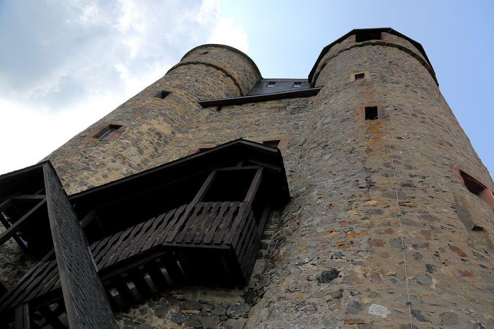 Burg Greifenstein (IV)