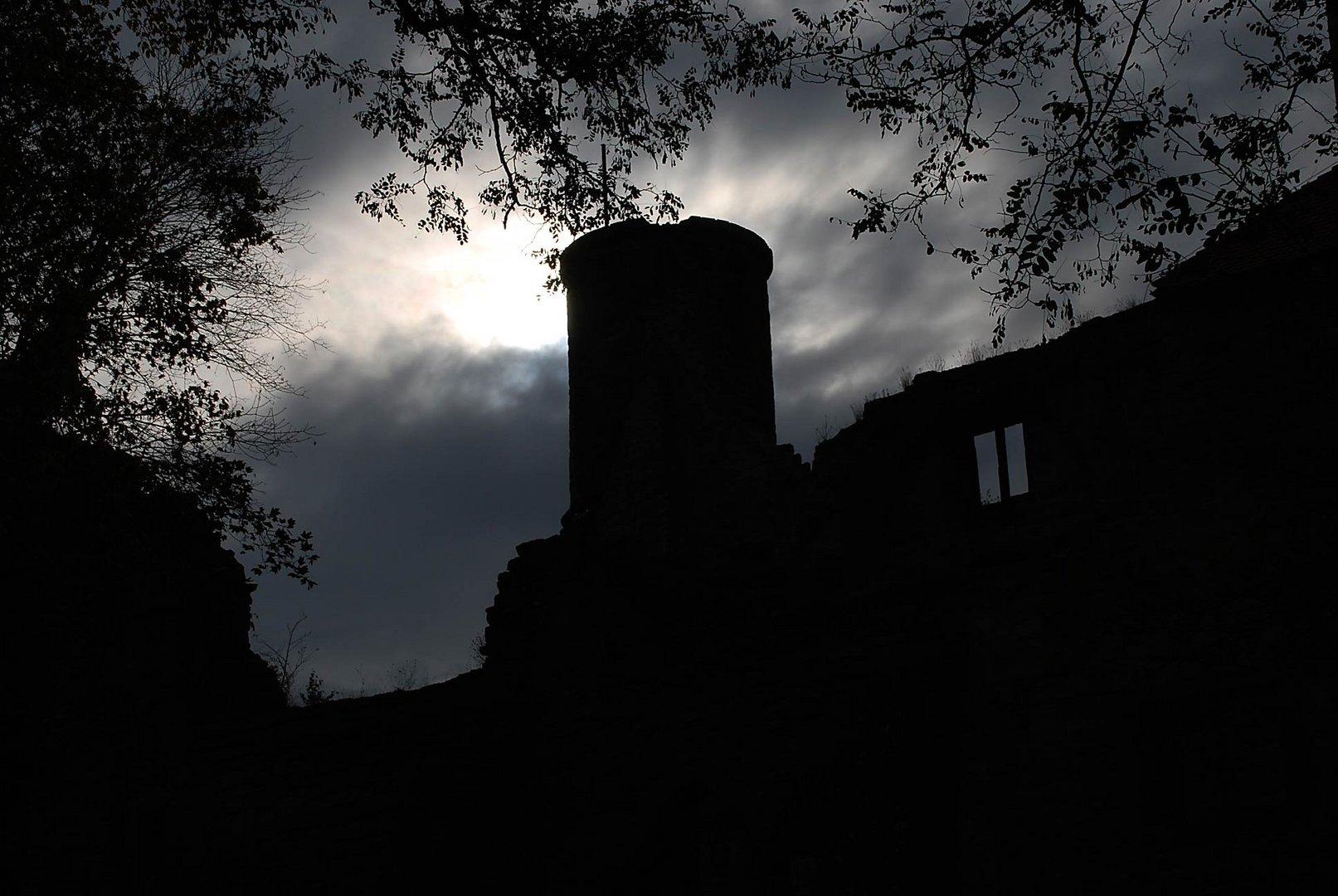 Burg Hanstein - I