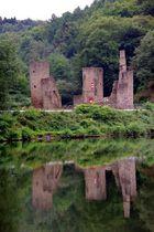 Burg Hardenstein bei Herbede/Ruhr ...