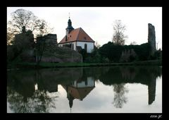 Burg Hayn.
