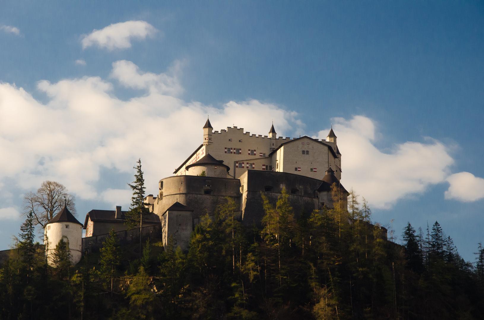 Burg Hohen Werfen