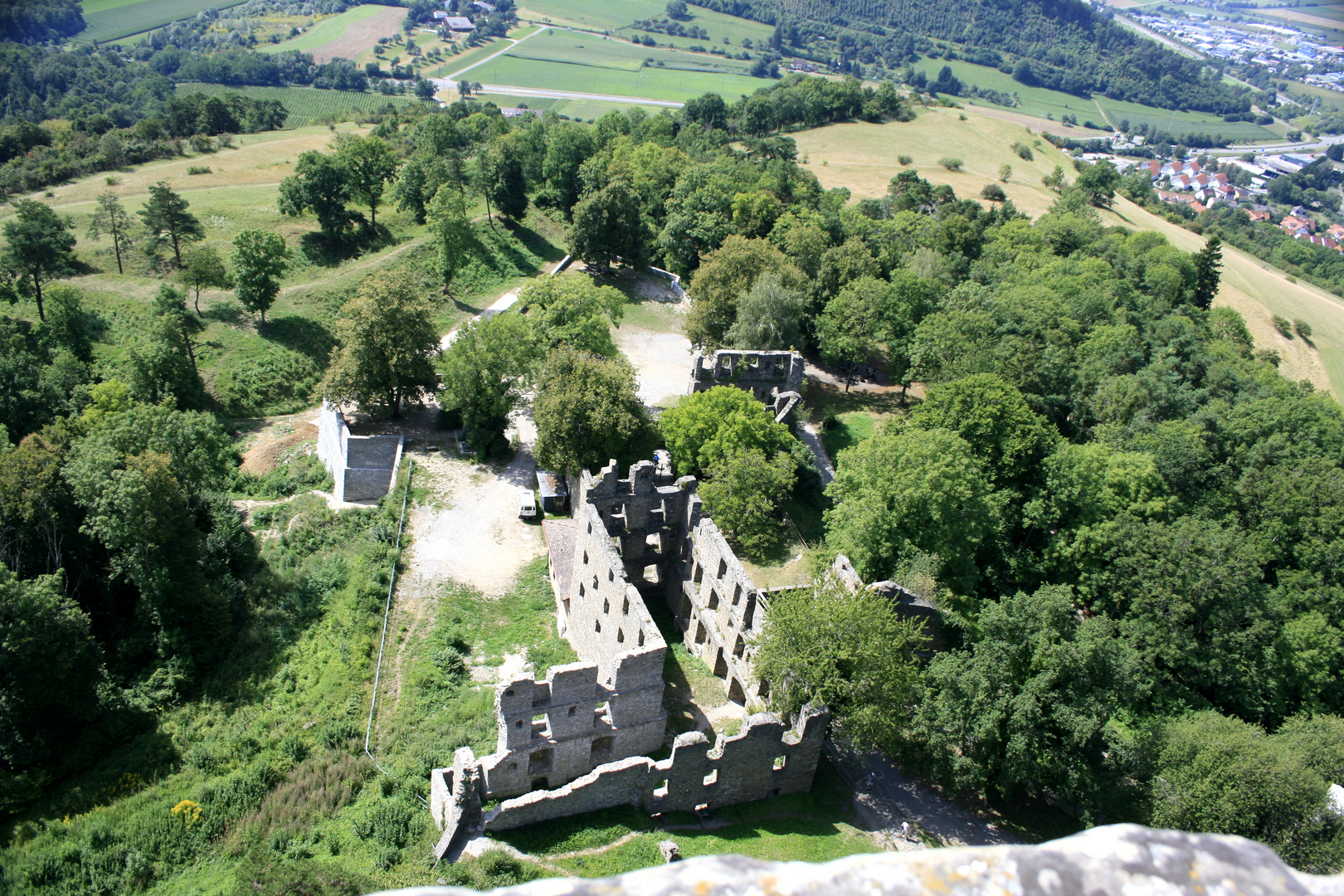 Burg Hoher Twiel 1