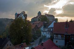 Burg Hohnstein....