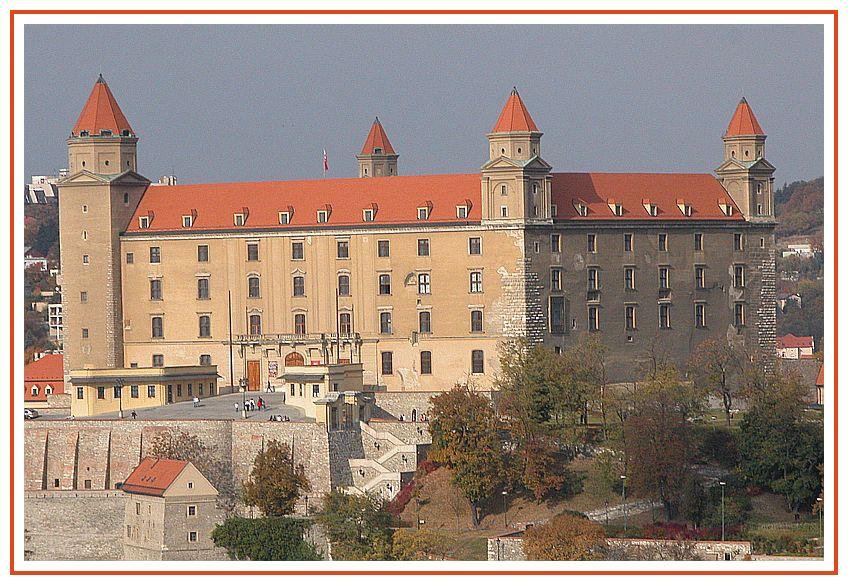 Burg Hrad Bratislava
