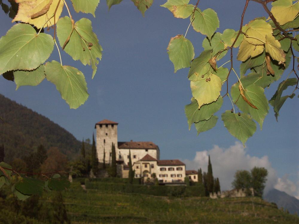 Burg in Südtirol