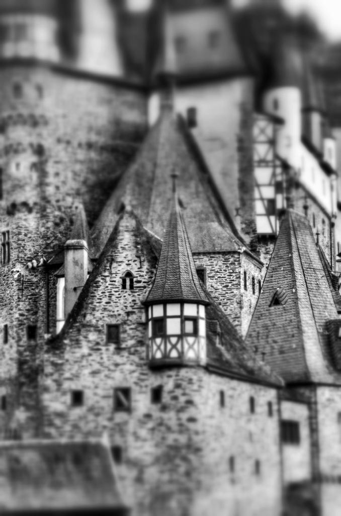 Burg in sw