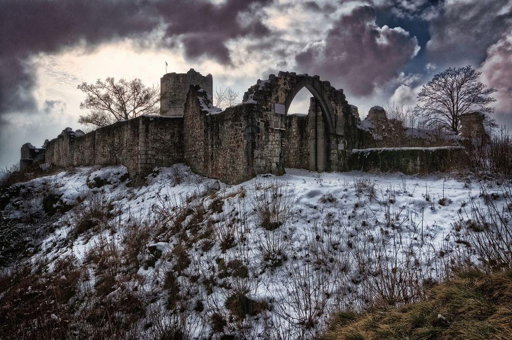 Kallmünz Burg