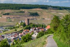 Burg Klopp + Niederwalddenkmal