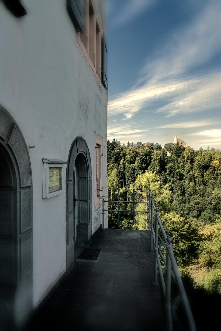Burg (Kloster) Frauenberg ...