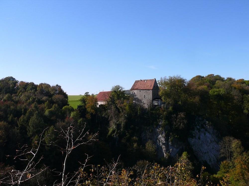 Burg Klusenstein 1
