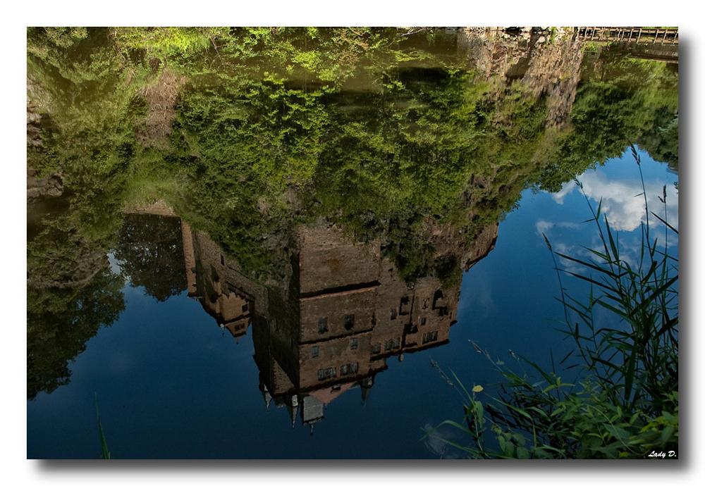 Burg Kriebstein....