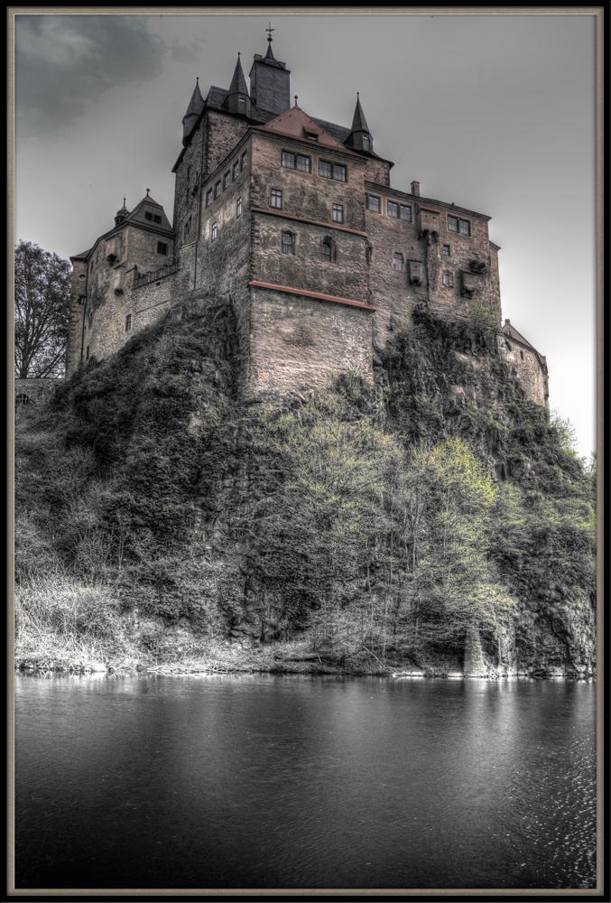 Burg Kriebstein/Sachsen