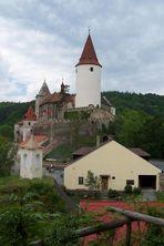 """""""Burg Krivoklat"""" ..."""