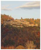 Burg Landskron im ,,Herbstgewand,,